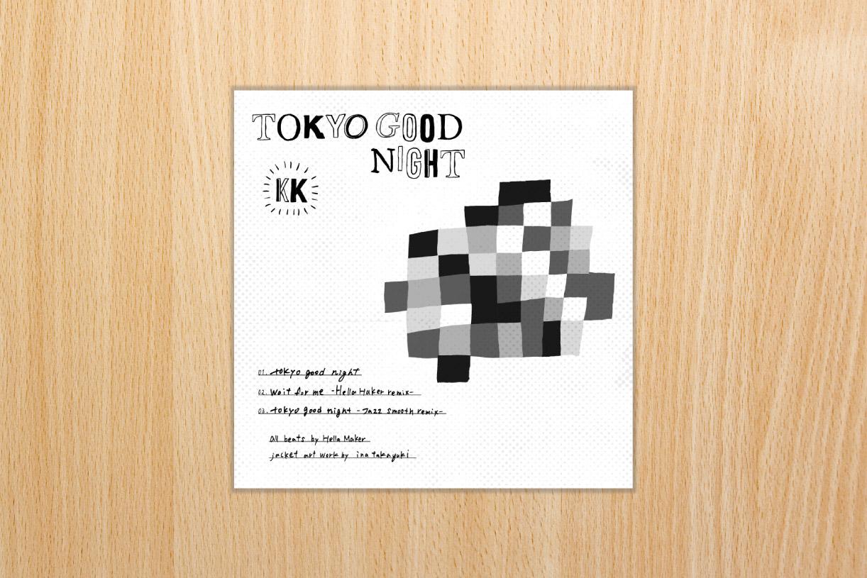 kk tokyo good night